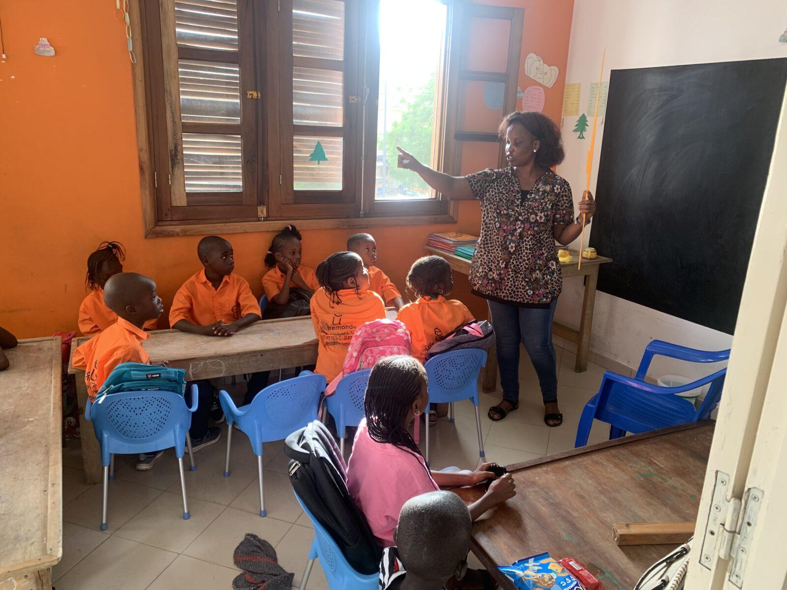 La rentrée des classes effective à l'École UnAutreMonde