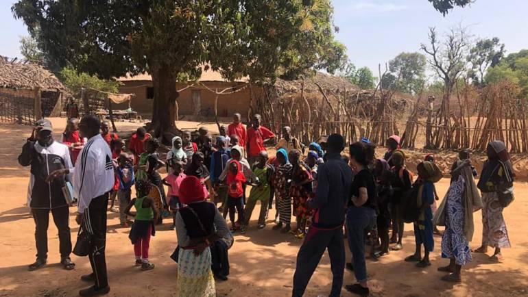 Autres rencontres F.A.I. Stop paludisme à Koling + Gonoum