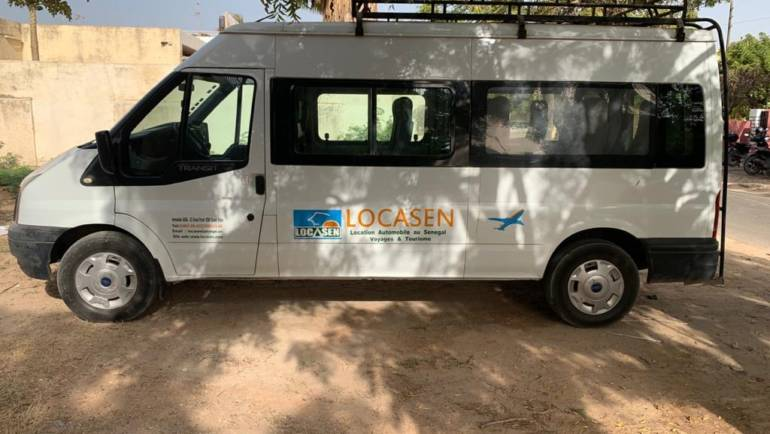 Un nouveau minibus scolaire arrive!