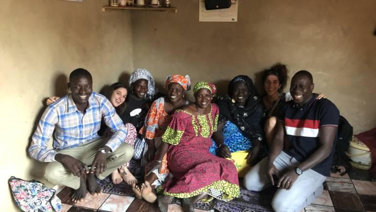 1 rendez-vous 2020 F.A.I. Stop paludisme à Sanghe